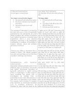 Các hình thức đổi mới (Song ngữ Anh - Việt) pdf