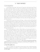 """""""Thưc̣ trạng sử dụng phương phaṕ thưc̣ nghiêṃ khách quan trong kiêm̉ tra, đánh giá ́ hoc̣ sinh trường THPT Quôć Hoc̣ – TP Huê""""́ ppt"""