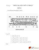 đồ án quy trình công nghệ sản xuất bia, chương 6 docx