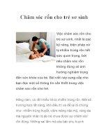 Chăm sóc rốn cho trẻ sơ sinh potx