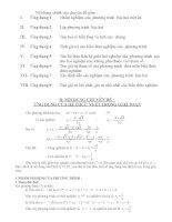 Ứng dụng của hệ thức Vi-ét trong giải toán ppsx