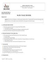 Bài tập lớn môn học: Tin học văn phòng (Số 02) doc