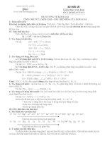 Lý thuyết & Bài tập Tổng hợp Vô cơ 12