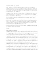 Hướng dẫn viết thư gửi đức vua  Lí Thái Tổ