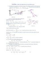 Bài tập nguyên lý máy số 2 pdf