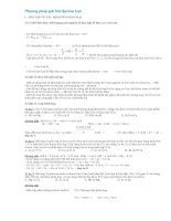 Phương pháp giải bài tập kim loại.doc