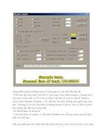Tutorials Vbook v0.1-Thủ Thuật UDS part 9 pps