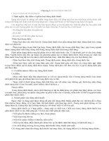 Giáo trình điều chế và kiểm nghiệm thuốc thú y - Chương 2 pdf