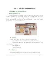 tài liệu hướng dẫn sử dụng arcgis cơ bản - phần 1