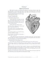 Giáo trình chuẩn đoán bệnh gia súc Chương 3 ppsx