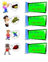 Học tiếng Anh bằng hình ảnh pptx
