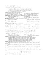 Ôn thi tốt nghiệp - Chuyên đề: Đại cương kim loại