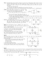 Bài tập vật lý lớp 9 nâng cao ppt