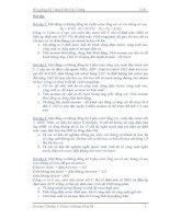 Bài giảng Kỹ thuật điện đại cương_Chương 2 (Bài tập) ppt