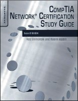 CompTIA Network+ Certification Study Guide part 1 pps