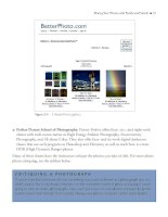 101 QUICK AND EASY SECRETS FOR USING YOUR DIGITAL PHOTOGRAPHS- P14 potx