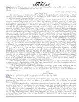 Những bài làm văn 9 (vip)