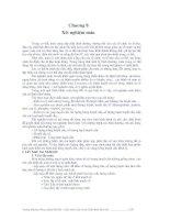 Giáo trình chuẩn đoán bệnh gia súc Chương 8 ppt