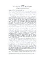 Giáo trình Biện pháp sinh học trong bảo vệ thực vật Chương 3 pps