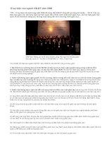 12 sự kiện của giáo dục Việt Nam