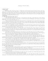 Giáo trình điều chế và kiểm nghiệm thuốc thú y - Chương 6 ppt