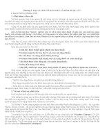 Giáo trình điều chế và kiểm nghiệm thuốc thú y - Chương 1 pot
