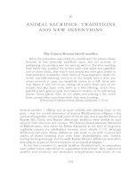 Animals, Gods and Humans - Chapter 6 pps