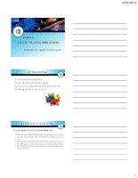 Bài giảng quản trị kinh doanh chương 8  cơ cấu của tổ chức kinh doanh  ths  nguyễn thị phương linh