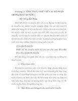 thiết kế dây chuyền tự đông lắp ráp bút bi ( TL 034 ), chương 12 pptx