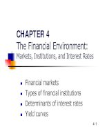 Slide Financial Management - Chapter 4 potx