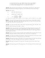 Bộ đề Thi HSG toán Lớp 5 (06)
