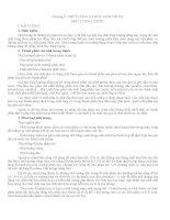 Giáo trình điều chế và kiểm nghiệm thuốc thú y - Chương 5 potx