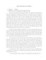 Bài thu hoạch CVĐ hoc tập tTHCM năm 2010