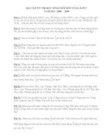 Bộ đề Thi HSG toán Lớp 5 (01)
