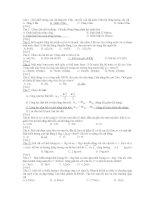 KIỂM TRA MỘT TIẾT HỌC KÌ 2 LỚP 10