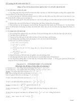 Giáo án dạy kèm môn toán lớp 12