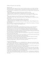 Những Lời Khuyên Cho Cuộc Sống pdf