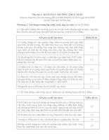 ĐÁNH GIÁ TRƯỜNG THCS, THPTtheo văn bản hướng dẫn số 1741./BGDĐT-GDTrH ngày 05/3/2009