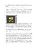 Hướng dẫn kỹ thuật Cách sử dụng Framing studio docx