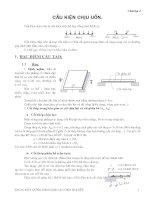 bài giảng môn học kết cấu bê tông cốt thép, chương 4 ppt