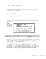 Tự học HTML và CSS trong 1 giờ - part 11 pdf