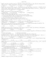 bài tập ôn vật lí 10( tự luận)