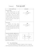 xây dựng các bài thực tập khí nén kết hợp điều khiển bằng PLC, chương 3 doc