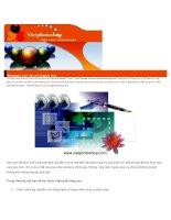 Giáo trình Adobe Photoshop - Chương 4 ppsx