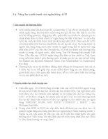 Bài thảo luận nhóm về ngân hàng ACB (Phần 5) ppsx
