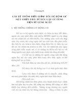 NGHIÊN CỨU VỀ ĐIỆN TỬ CÔNG SUẤT VÀ ỨNG DỤNG CỦA ĐIỆN TỬ CÔNG SUẤT ĐỂ ĐIỀU CHỈNH TỐC ĐỘ ĐỘNG CƠ MỘT CHIỀU KÍCH TỪ ĐỘC LẬP, chương 8 docx