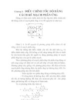 NGHIÊN CỨU VỀ ĐIỆN TỬ CÔNG SUẤT VÀ ỨNG DỤNG CỦA ĐIỆN TỬ CÔNG SUẤT ĐỂ ĐIỀU CHỈNH TỐC ĐỘ ĐỘNG CƠ MỘT CHIỀU KÍCH TỪ ĐỘC LẬP, chương 5 pdf
