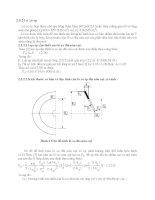 Đồ án - Thiết kế và tính toán ly hợp xe tải P2 potx
