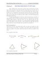 Bài giảng chuyên đề Phương pháp tính Phần 9 pdf