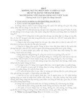 BÀI 9: KHÔNG NGỪNG PHẤN ĐẤU VÀ RÈN LUYỆN ĐỂ XỨNG ĐÁNG VỚI DANH HIỆU NGUỜI ĐẢNG VIÊN ĐCSVN pps